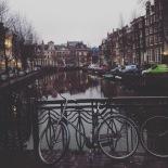 cykel Amsterdam