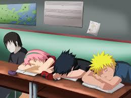 sovande elever